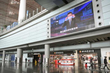 2月の中国航空旅客、8割減 コロナで苦戦、「巨大な衝撃」 画像1