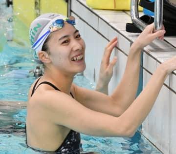 競泳の大橋、3種目にエントリー 東京五輪代表選考会 画像1