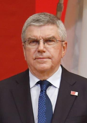 IOC会長、五輪はWHOに従う 安倍首相、開催へ努力表明 画像1