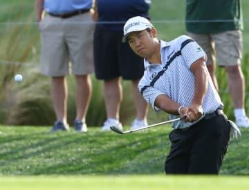 米男子ゴルフ、プレーヤーズ中止 松山英樹が第1ラウンド暫定首位 画像1