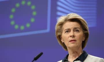 EU、コロナ対策4兆円に 深刻化で増額、財政弾力化 画像1