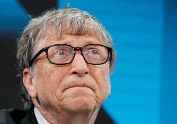 ビル・ゲイツ氏、MS取締役退任 創業者、慈善活動に専念 画像1