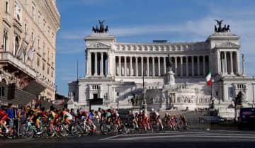ジロ・ディタリアの開幕を延期 自転車の欧州三大レースの一つ 画像1