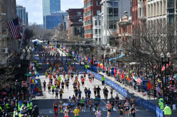 ボストン・マラソンも秋に 北中米で延期・中止相次ぐ 画像1