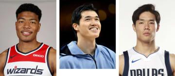 八村ら「コロナで何もできない」 米バスケの日本代表3選手 画像1