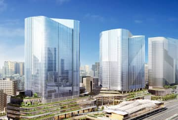 JR東、都内最大の開発へ 新駅周辺、事業多角化加速 画像1