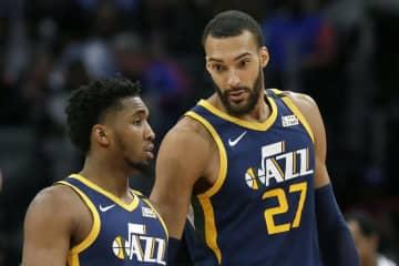 NBA、コロナ陽性選手が寄付 被害者支援で、5400万円 画像1
