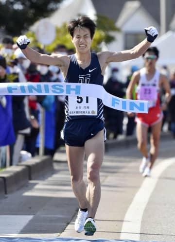 競歩、池田と藤井が初の五輪代表 20キロ、高橋も確実 画像1
