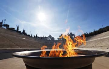 聖火引き継ぎ式は非公開に 東京五輪、アテネで19日 画像1