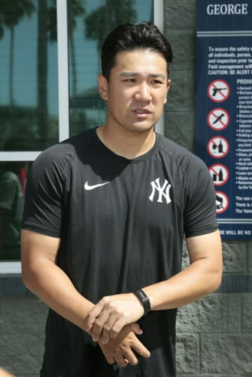 田中将大投手「普通ではない」 MLB開幕延期後、初の取材対応 画像1