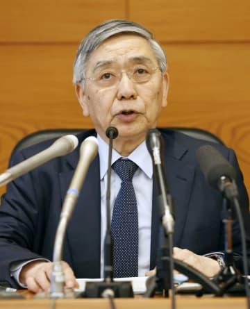 日銀、米と協調金融緩和 ETF購入12兆円に倍増 画像1