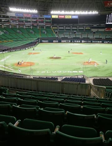 プロ野球、見えぬ開幕異例の事態 難しい調整、経営にも打撃 画像1