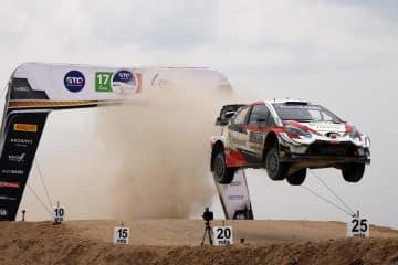 自動車世界ラリー、オジェ初勝利 第3戦、メキシコで開催 画像1