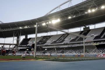 ブラジル・サッカー、無期限延期 本田圭佑所属のボタフォゴ戦も 画像1