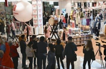 コロナ、ユニクロ全米50店休業 欧州も、企業の影響拡大 画像1