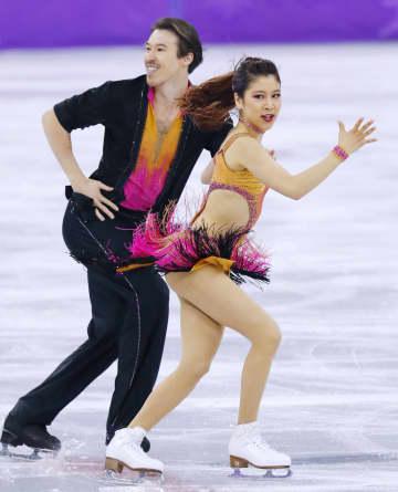 アイスダンスのリードさん死去 日本代表で五輪に3度出場 画像1