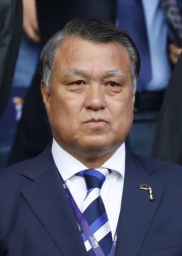 サッカー協会の田嶋会長が陽性 新型コロナ、多少熱も「元気」 画像1