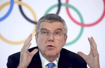 五輪の予定通り実施を確認 IOC臨時理事会 画像1