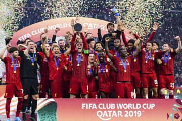 サッカー、新クラブW杯日程変更 FIFA、10億円寄付も 画像1