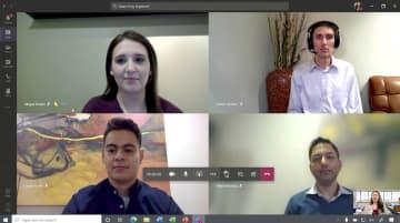 「チームズ」コロナで利用増 MS、ビデオ会議機能拡充 画像1
