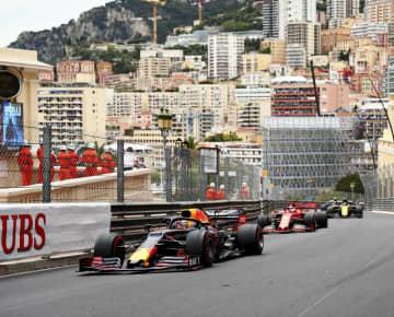 F1第7戦、モナコGPは中止 5、6戦は延期 画像1