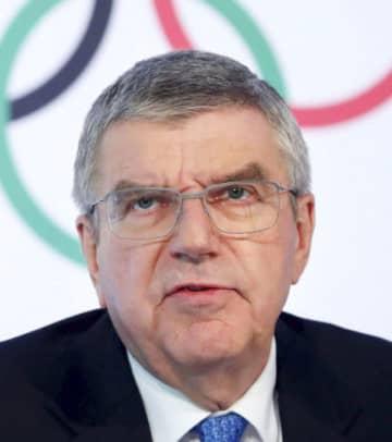 五輪「違うシナリオ検討」 IOCのバッハ会長 画像1