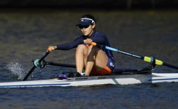 ボート、冨田や上田らが準決勝へ 日本代表候補選考レース 画像1