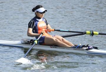 ボート、女子は冨田ら決勝へ 代表候補選考、軽量級Sスカル 画像1