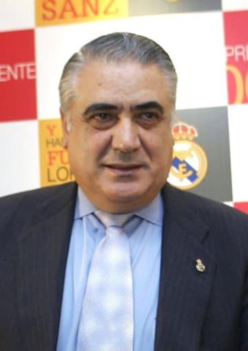 レアル・マドリード元会長が死去 新型コロナ感染と地元紙報道 画像1