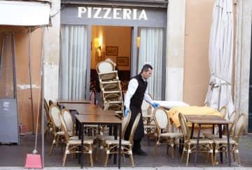 世界の飲食店に壊滅的な打撃 客足98%減も、米サイト調査 画像1