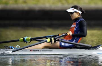 ボート、女子軽量級は冨田が1位 日本代表候補選考レース 画像1