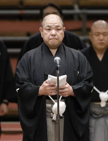 八角理事長が再選へ 相撲協会、23日に互選 画像1
