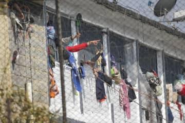 南米の刑務所で暴動、23人死亡 コロンビア、感染対策求め 画像1