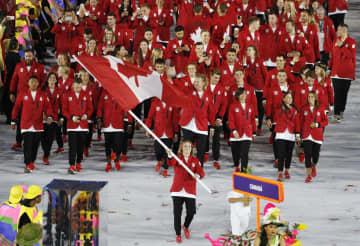五輪パラ、カナダは選手派遣せず 1年延期求める 画像1