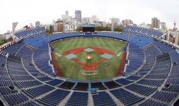 横浜スタジアムが改修完了 五輪会場、収容3万4千人 画像1