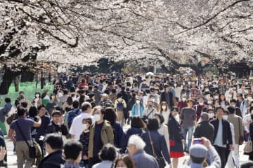 来年4月の「桜五輪」も候補に 英紙報道、最有力は来夏 画像1