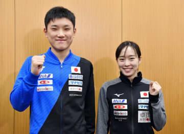 卓球、東京五輪代表は変更せず 延期で日本協会強化本部長 画像1