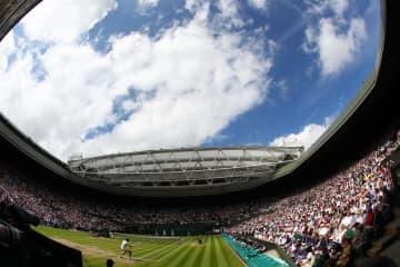 テニス、ウィンブルドン中止検討 新型コロナ 画像1