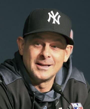 ヤンキース監督が電話会見 「野球界より大きな問題」 画像1