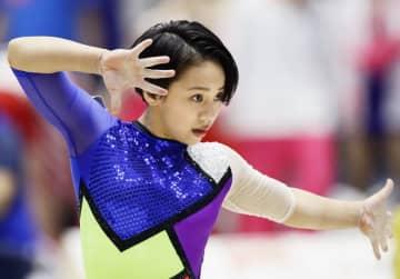 体操女子の村上「さらに練習を」 五輪延期でコメント 画像1