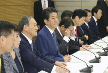 コロナ直撃、日本の景気後退 政府の月例報告「厳しい状況」 画像1