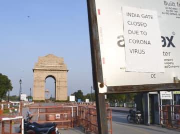南アジア、感染に戦々恐々 医療脆弱、インド全土封鎖 画像1