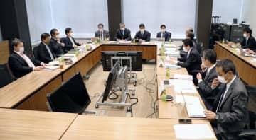 阪神の3選手感染で情報共有 セ・リーグが臨時理事会 画像1
