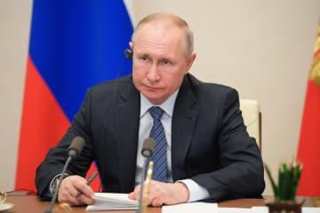 プーチン氏続投「望まず」40% 通算5選に批判的世論も 画像1