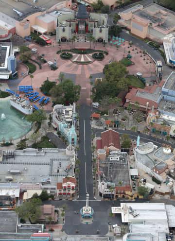 米ディズニーの休園延長 新型コロナで4月も 画像1