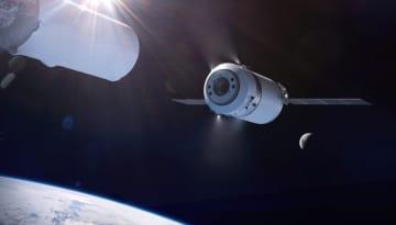 月周回基地への輸送船開発を委託 NASA、米企業スペースXに 画像1