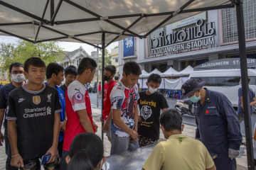 ムエタイ競技場で集団感染、タイ 試合強行、開催経緯を捜査 画像1