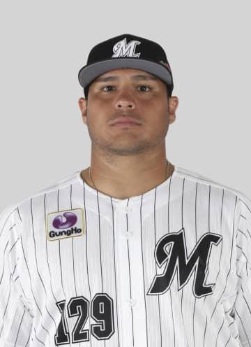 ロッテ、フローレスを支配下に 育成選手でベネズエラ出身 画像1