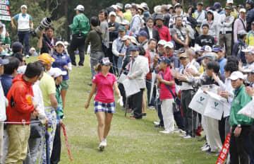 女子プロゴルフ第7戦も中止 KKT杯バンテリン・レディース 画像1