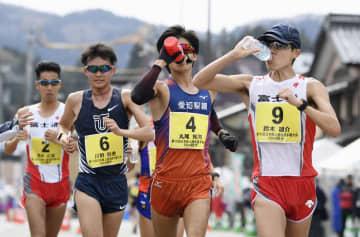 日本選手権50キロ競歩を中止 五輪の残り1枠は今後検討 画像1